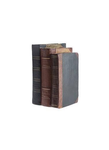 Madame Coco Gratien Büyük Kitap Tutucu Renkli
